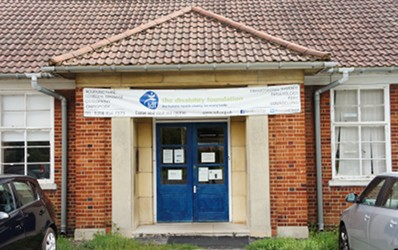 The Disability Foundation Entrance